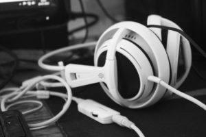 Klangqualität bei einem Headset im Test