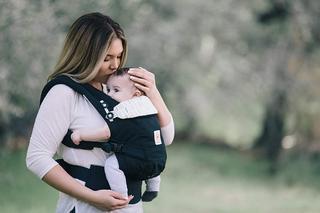 Ein wichtiges Kriterium im Babytrage-Test ist der Tragekomfort.