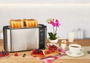 Vier-Scheiben Toaster im Test und Vergleich