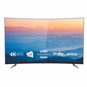 Was ist ein Curved TV im Test und Vergleich