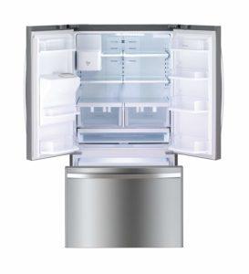 Die wichtigsten Vorteile von einem French Door Kühlschrank Testsieger in der Übersicht
