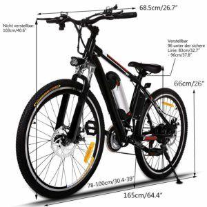 Die verschiedenen Anwendungsbereiche aus einem E-Bike Testvergleich