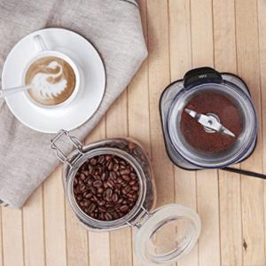 Die verschiedenen Anwendungsbereiche aus einem Kaffeemühle Test
