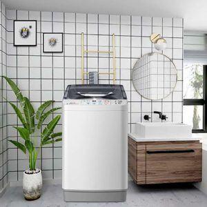 Das Reinigen einer Toplader Waschmaschine aus einem Testvergleich