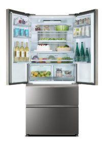 Welche Arten von French Door Kühlschrank gibt es in einem Testvergleich?