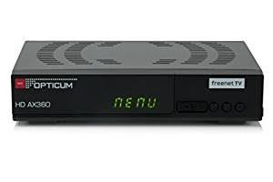 Welche Arten von HD Receivers gibt es in einem Testvergleich?