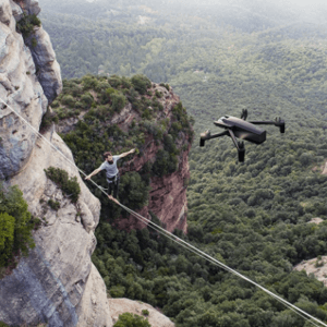 Welche Arten von Quadrocopter gibt es in einem Test?