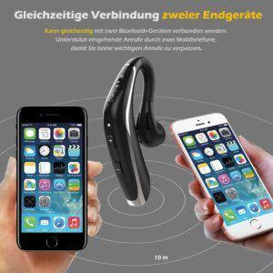 Folgende Eigenschaften sind in einem Bluetooth Headset Test wichtig