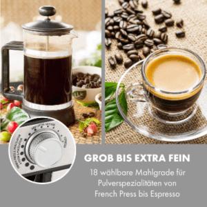 Das Testfazit zu den besten Produkten aus der Kategorie Kaffeemühle