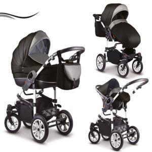 Das Testfazit zu den besten Produkten aus der Kategorie Kinderwagen-3-in-1
