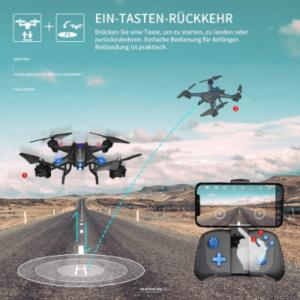 Das Testfazit zu den besten Produkten aus der Kategorie Quadrocopter