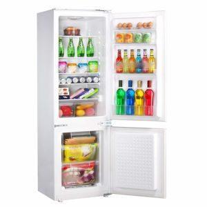 Funktionsumfang bei dem Einbaukühlschrank mit Gefrierfach im Test und Vergleich