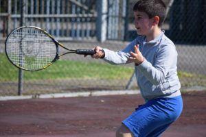 Gewicht des Schlägers in einem Tennisschläger Test und Vergleich