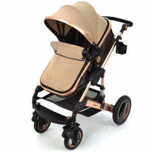 Die Handhabung vom Kinderwagen-3-in-1 Testsieger im Test und Vergleich