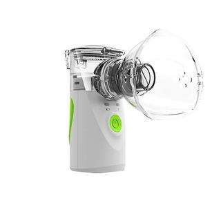 Das Inhalationsgerät von Hangsun ist sehr kompakt im Test