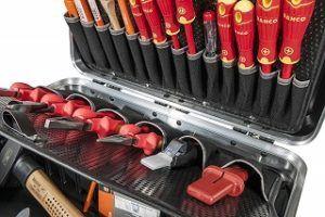 Hersteller aus einem Werkzeugkoffer bestückt Test und Vergleich