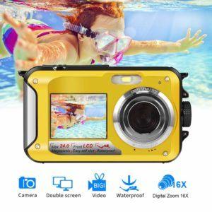 Linnse Full HD 1080P zum Schnorcheln im Unterwasserkamera Test und Vergleich