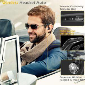 Diese Testkriterien sind in einem Bluetooth Headset Vergleich möglich