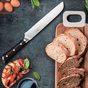 Nachteile beim Brotmesser im Test und Vergleich
