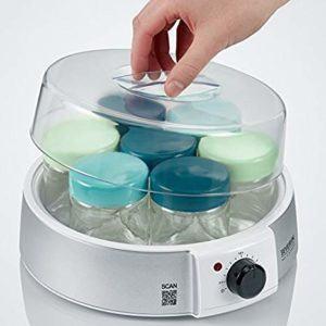 Nach diesen Testkriterien werden Joghurtbereiter bei uns verglichen