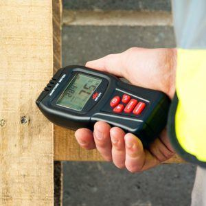 Was ist ein Feuchtigkeitsmessgerät Test?