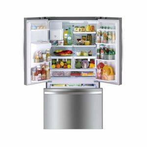 Nennenswerte Vorteile aus einem French Door Kühlschrank + Testvergleich für Kunden