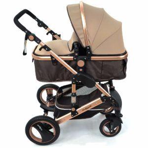 Nennenswerte Vorteile aus einem Kinderwagen-3-in-1 Testvergleich für Kunden