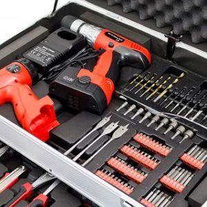 Wie funktioniert ein Werkzeugkoffer bestückt Test und Vergleich