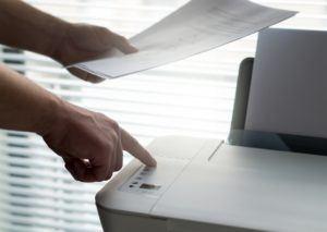Zahlen Daten Online Druckerei Test