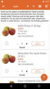 Welche Arten von Online Supermärkten gibt es in einem Testvergleich?
