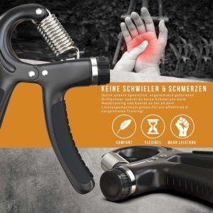 Die aktuell besten Produkte aus einem Handtrainer Test im Überblick