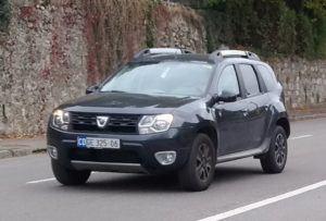 Dacia Duster Anhängerkupplung Ausstattungen im Test und Vergleich