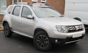 Dacia Duster die Lautstärke im Test und Vergleich