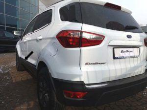 Folgende Eigenschaften sind in einem Ford Ecosport Test wichtig