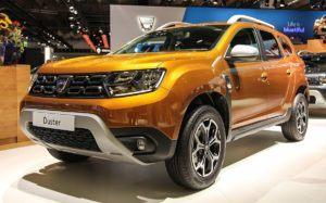 Fußgängerschutz Dacia Duster im Test und Vergleich