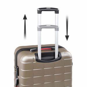 Das Handling im Kofferset Test und Vergleich