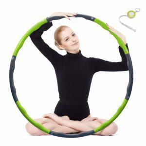 Folgende Eigenschaften sind in einem Hula Hoop Reifen Test wichtig