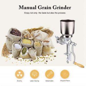 Getreidemühle Testsieger im Internet suchen und kaufen