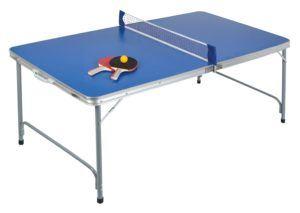 Die Lieferung Tischtennisplatte im Test und Vergleich