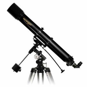 Das AC 901000 EQ-2 Teleskop von Omegon im Test und Vergleich