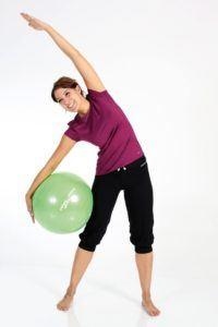 Der Pilates-Ball REDONDO Gymnastikball im Testvergleich