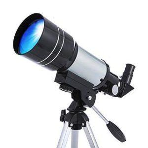 Das 70300 Teleskop von SKM im Test und Vergleich
