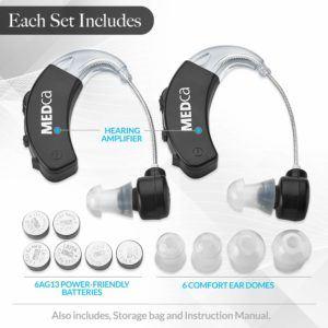 Batterielebensdauer als wichtiges Testkriterium im Hörgerät Test