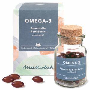 Nach diesen Testkriterien werden Omega 3 Kapseln bei uns verglichen
