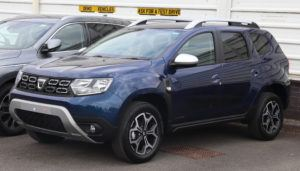 Was ist ein Dacia Duster Test und Vergleich?