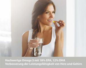 Was ist ein Omega 3 Kapseln Test und Vergleich?