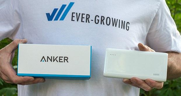 Anker PowerCore 26800mAh Power Bank im Test