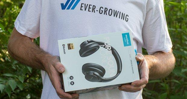 Soundcore Life Q20 Bluetooth Kopfhörer von Anker im Test - mit hybrider aktiver Geräuschisolierung und Hi-Res Audio Klangprofil