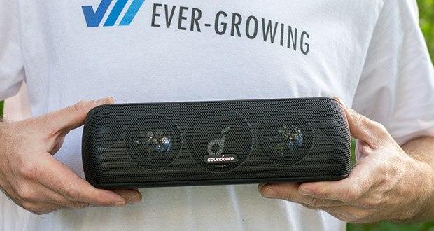 Soundcore Motion+ Bluetooth-Lautsprecher - eine Marke von Anker Innovations im Test