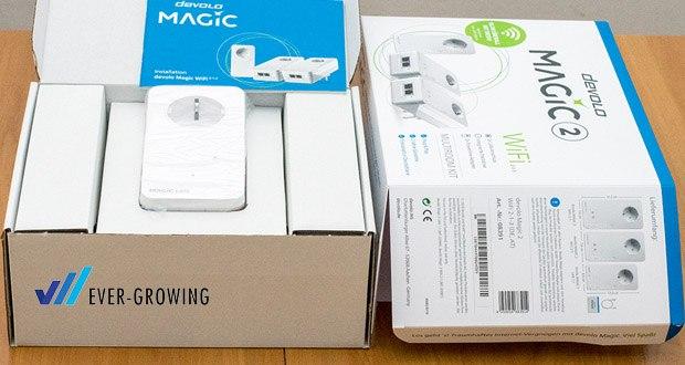 Nur devolo Magic nutzt bisher die innovative G.hn-Technologie, die höchste Übertragungs-Geschwindigkeiten bietet